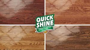 quick shine hardwood floor er