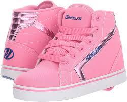 Amazon Com Heelys Girls Gr8r Hi Little Kid Big Kid Adult