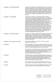 employment data vls employment data class of 2015 page 2