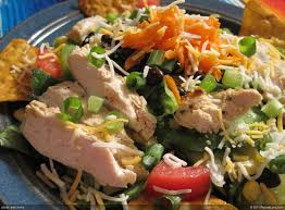 southwest grilled en salad