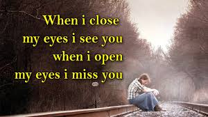 I Miss You Love Quotes Missing You Quotes For Love Cute Miss You For