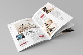 Indesign Magazine Templates Indesign Magazine Template In Magazine Templates On Yellow
