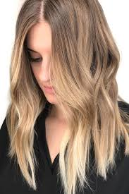 Blonde Balayage Natural Blonde Highlights Sun