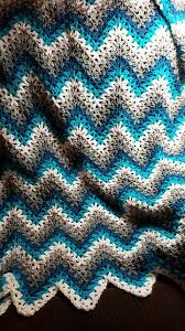 Easy Crochet Afghan Patterns Magnificent Easy Crochet Blanket Patterns Vstitch Ripple Crochet Afghan