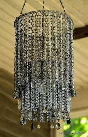 long chain chandelier the coolest chain ever see chandelier chain cord cover