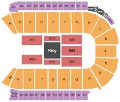 Budweiser Events Center Tickets And Budweiser Events Center