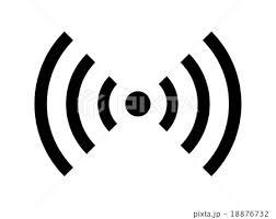Wi Fiフリースポットのイラスト素材 18876732 Pixta