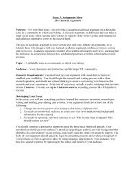 cover letter sample of argumentative essay example sample of cover letter help me write an argumentative essay classical argument unit assignment pagesample of argumentative essay