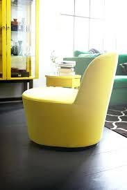 swivel easy chair sit back or spin around with the swivel easy chair in bright yellow swivel easy chair
