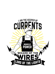 Electrician Quotes Awesome Electrician Quote Graphic TShirt By Kaespo Redbubble