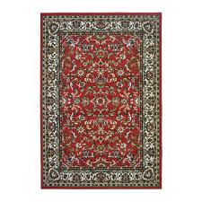 Image Modern Carpetright Maestro Beluchi Red Rug