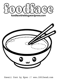 Small Picture Face Food ColoringFoodPrintable Coloring Pages Free Download