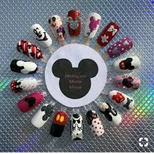 NAILS ♠️♠️♠️♠️♠️ | Disney nail designs, Disney nails, Mickey nails