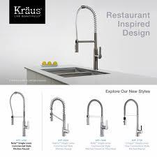 Restaurant Style Kitchen Faucets Kitchen Faucet Kraususacom