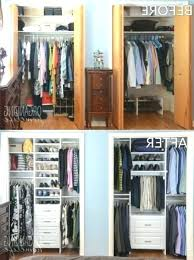 Small Bedroom Closet Organization Ideas Cool Design Inspiration