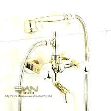 shower tub diverter shower spout tub spout with handheld shower wonderful bathtub faucet with handheld shower shower tub