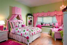 Paint Colours For Girls Bedroom Wonderful Colorful Bedroom Design For Girls Kidsroomix