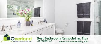 Bathroom Remodeling In Los Angeles Concept Custom Design