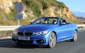 BMW Convertible bmw 4 series convertible white : BMW 4-series Convertible review: better than a Mercedes C-class?