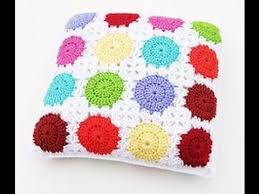 Crochet Pillow Patterns Simple CROCHET CUSHION PATTERNS YouTube