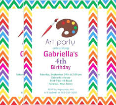children party invitation templates kids party invitation template invitation cards maker online free