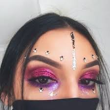 festival makeup ideas be slaying them all