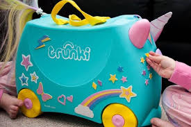 The Unicorn Trunki Is A Thing And Its Flying Off The Shelves
