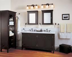 Painting Bathroom Fixtures Painting Dark Wood Bathroom Cabinets White Bathroom Vanity Have