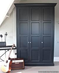 Freestanding wardrobes by WARDROBE 50 shades of grey | Storage ...