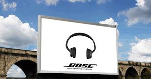 bose noise cancelling headphones ad. branded napkins so people know they don\u0027t have to put up with all the noise. bose noise cancelling headphones ad c