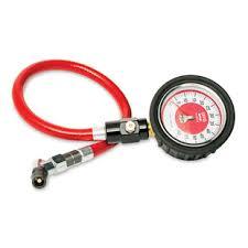 tire pressure gauge. analog tire pressure gauge f