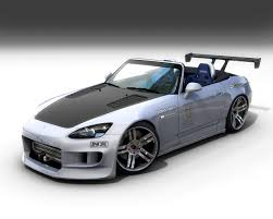 Honda S2000 generations technical specifications and fuel economy