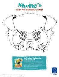 diy shelby mask template shelby mask