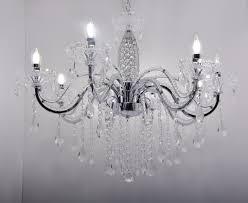 Pendelleuchte Hängelampe Leuchte Deckenlampe Kronleuchter Kristall Leuchte