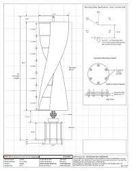 Wind Turbine System Design Free Double Helix Wind Turbine Design George Mayda