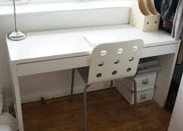photo 3 of 12 micke white desk awesome design 3 charming white ikea micke desk pls cozy chair on