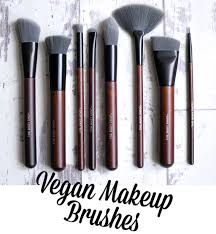 the body vegan brushes