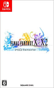 The hd remaster of legend of mana is coming to nintendo switch™. Amazon Com Square Enix Final Fantasy X X 2 Hd Remaster Nintendo Switch Region Free Japanese Version Video Games