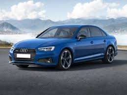 2019 Audi A4 Exterior Paint Colors And Interior Trim Colors