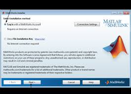 install products using a account matlab simulink if your internet connection requires a proxy server click connection settings enter the server port and password in the connection settings page