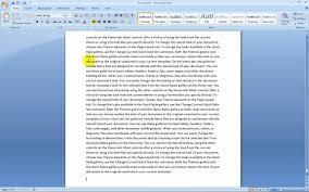 Microsoft Word Template For Research Paper Gabisa
