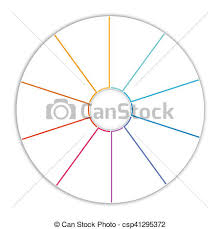 10 Pie Chart Template Infographic Pie Chart Diagram 10 Options