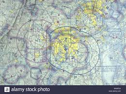Sectional Aeronautical Chart Aeronautical Chart Stock Photos Aeronautical Chart Stock