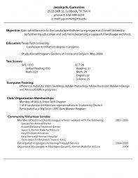 Resume For Someone With No Job Experience Interesting How To Build Resume For Templates Do You Unusual Make A College