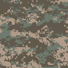 Military Camouflage Patterns Interesting Vector Camo