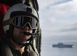 Military Naval Aircrewman 2nd Class Tanner Brown The