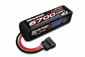 Купить <b>TRAXXAS</b> 6700mAh 14.8v 4-Cell 25C LiPO <b>Battery</b> (iD Plug ...