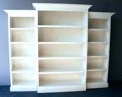 tall narrow solid wood bookcase white bookshelves wooden bookshelf rustic shelves book shelf wall units inspiring tall solid wood bookshelves