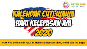 Image result for cuti umum malaysia 2019