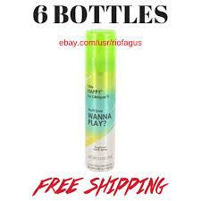Designer Imposters Head Turner Parfums De Coeur Designer Imposters Wanna Play Body Spray For Women 6 Bottle Ebay